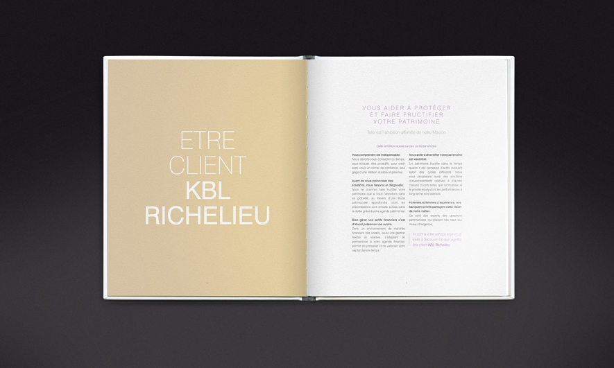 Brochure Corporate KBL Richelieu