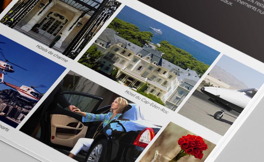 Extrêmement Résidences Immobilier - Plaquettes institutionnelles - Agence de  KK84